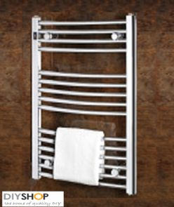 Heated Towel Rail|Curved Towel Rail|Curved Heated Towel Rail|